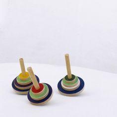 Sencillos Juguetes de Madera | DecoPeques