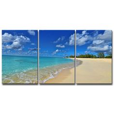 Ready2HangArt™ 'Hidden Utopia' by Christopher Doherty Gallery Wrapped Canvas Set