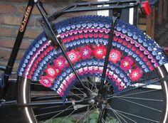 Crochet Skirt Guard from Just Do