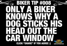 biker tip oh my how true this is !
