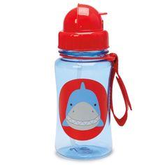 Skip Hop | Zoo Little Kid Straw Bottle