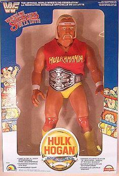 LJN WWF Wrestling Superstars Hogan