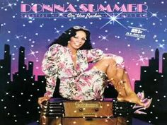 Heaven Knows - Donna Summer feat. lead singer from Tavares who she was dating at the time