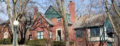 Warren Buffett's childhood home (Airbnb)