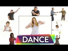 It's #DanceDay! Watch the best dance moves of people aged 0-100 with this video.  P.S-share your best move with your friends & family with this amazing #ecard. #InternationalDanceDay