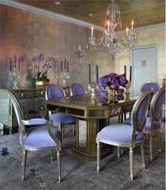 Gorgeous traditional dining room