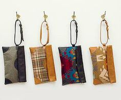 GIFTS THAT GIVE BACK: Pendleton Clutches