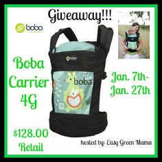 Boba 4G Carrier Giveaway