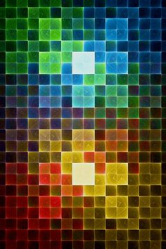 Colorful Squares iPhone Wallpaper | iDesign * iPhone