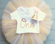 Pink and Gold First Birthday Outfit Girl, Birthday Outfit, First Birthday Outfit, Cake Smash Outfit, Birthday Tutu Outfit Pink Tutu – birthdaycakeideas Gold First Birthday Outfit, 1st Birthday Tutu, Birthday Cake Girls, Birthday Cake Toppers, Birthday Cakes, Birthday Ideas, Tutu Outfits, Girl Outfits, Cake Smash Outfit Girl