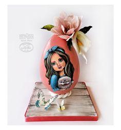 #handpaintedeasteregg #easteregg #chocolateeasteregg #chocolateegg #easterdecoration #cocoabutter #hanpaintedeasteregg #butterfly #wafferpaperflower #sugarart #cakeart #sugarartist #cakedecor #cakeartist #cakedecoration #foodporn #cakeporn #πασχα #σοκολατενιααυγα #πασχαλινααυγα #aspadeco_sugar_artist #ντινοζαχαροπλαστείο Easter Eggs, Artist, Artists