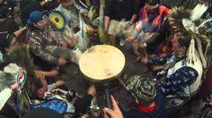 Blackfoot Confederacy Singers @ Tsuu T'ina Powwow #powwow #powwowmusic #powwowtimes