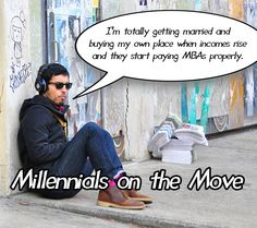 Real Estate: Millennials on the Move