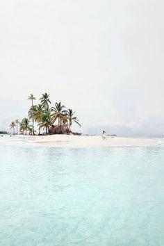 Wear For Love Inspired DESTINATIONS. water, beach, white, sand, sea, palm, palmtree, island, summer, vacation, warm, sun.