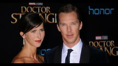Doctor Strange Premiere with Benedict Cumberbatch, Rachel McAdams at TCL Chinese Theatre