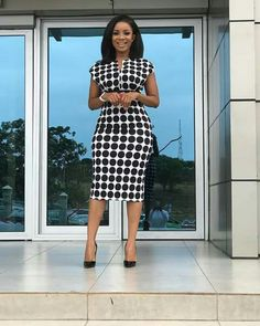 Corporate attire Nail Desing nail design black n white Classy Work Outfits, Business Casual Outfits, Classy Dress, Chic Outfits, Fashion Outfits, Outfits Fo, Classy Chic, Office Outfits, Womens Fashion