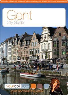 Gratis Ready to go City Guide Gent van Youropi.com. Ontdek de beste restaurants, leukste winkels, leuke activiteiten en evenementen met deze gratis stadsgids!