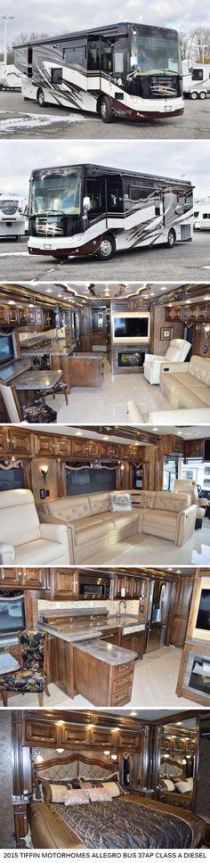 2015 Allegro Bus 37AP | Tiffin Motorhomes Class A Diesel