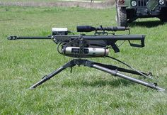 The TRAP T-250: A modular, remotely operated weapons system. W/ 50cal
