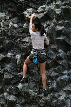 """Rock Climbing Routes in Panama at """"El Gunko"""" in Boquete. We are looking forward to it! :)"""