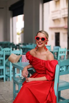 All about red today on A-P! This week is all about my favorite colors for spring. I don't shy away from color and red has been a long time favorite of mine, so no surprise...Read More