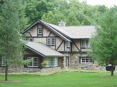 Harbor Springs lodge rental - Blisswood-Main Lodge - on M-119, on Lake Michigan