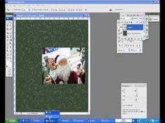 {como é que?} #9.1 - Como Fazer Scrapbooking Digital no Photoshop (parte 1)