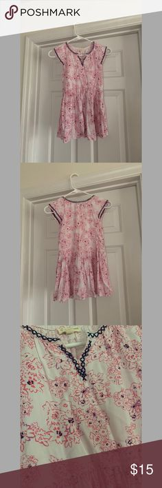 54d73b4cce979 Tucker + Tate dress Tucker + Tate dress Very good used condition Pink  floral Rayon Tucker
