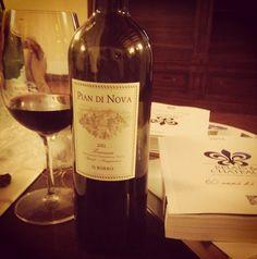 The pleasure of a glass of wine #ilborroexperience