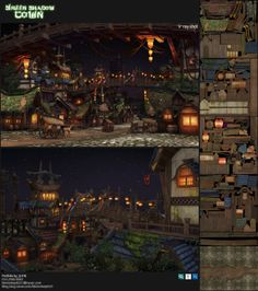 town_copy 3D image