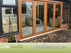 Get a quote for high-quality bifolding and sliding patio doors at Lite Haus UK,