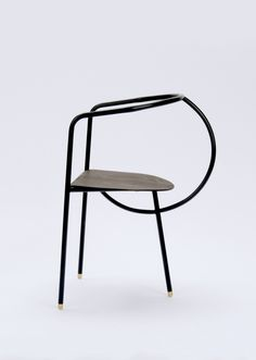 side chair 'The FLUX Collection' by Tine Daring Trendy Furniture, Home Furniture, Furniture Design, Furniture Ideas, Furniture Cleaning, Furniture Stores, Table Design, Chair Design, Love Chair