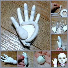 Polymer Clay Figures, Polymer Clay Sculptures, Polymer Clay Dolls, Polymer Clay Miniatures, Clay Art Projects, Polymer Clay Projects, Doll Crafts, Clay Crafts, Art Doll Tutorial
