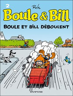 Boule et Bill--search on youtube for episodes