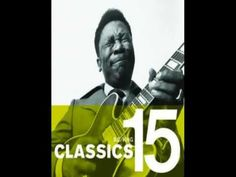 """B.B. King performing one of my favorite tunes of all time. """"Ghetto Woman"""" ~ ~` ~this is the blues."""