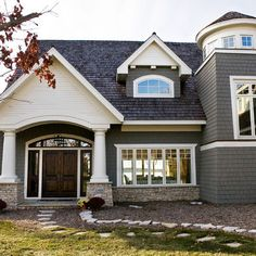 16 Best Exterior Houses Decor Stones Images Home Exterior Design