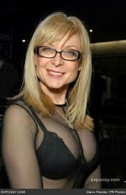 Nina Hartley, an adult film actress, agreed, emphasizing the performative aspect of porn. She told HuffPost Live host Caitlyn Becker: Nina Hartley, Beautiful Old Woman, Beautiful Ladies, Hair Color Blue, Aged To Perfection, Porno, Sexy Older Women, Womens Glasses, Voluptuous Women