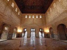 Salón del Trono o de Comares.