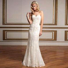 >> Click to Buy << 2016 New Arrival Sexy Lace Appliques Sweetheart Wedding Dress Off The Shoulder Backless Floor Length Bridal Dresses #Affiliate