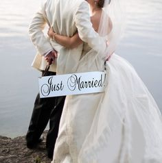 Love Wooden - Wooden Just Married Wedding Photo Props Sign photo ideas from Wedding Ideas Wedding Reception Invitations, Wedding Ceremony, Wedding Day, Wedding Photo Props, Wedding Photos, Off Shoulder Bridesmaid, Vow Book, Just Married, Ball Dresses