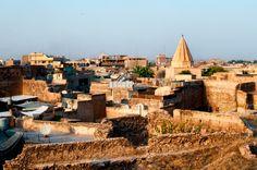 An Old World Roof Mosul, Iraq