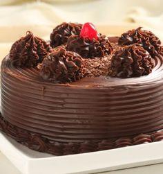 TORTA CHOCOLATE / Chocolate Cake