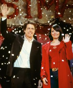 The 12 Things We Learned About Love Actually — In GIFs #refinery29