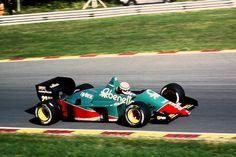 1985 GP Europy (Brands Hatch) Alfa Romeo 184TB (Riccardo Patrese)