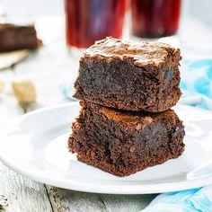 Saftige Low Carb Brownies