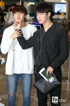 Que carinha é essa Dawon?!♥♥