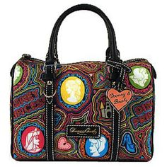 I normally don't like Dooney and Bourke, but I must have this!