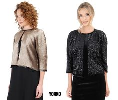 Sequins for a fabulous party look.✨🌟 #yokko #sequins #partylook #winterparties #madeinromania #qualityfashion #buyonline Winter Parties, Party Looks, Fashion Prints, Sequins, Glamour, Blouse, Lace, How To Make, Tops