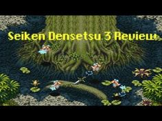 The RPG Fanatic Review Show - Seiken Densetsu 3 Retrospect and Review + Operation Manafall