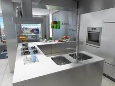 Learn how various kitchen island components and accessories can help make your…